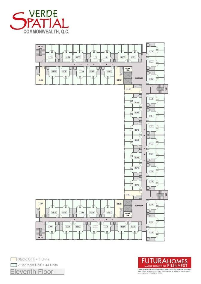 Eleventh Floor