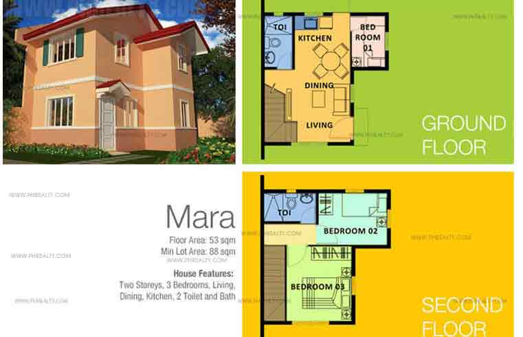 Mara House Features And Specifications