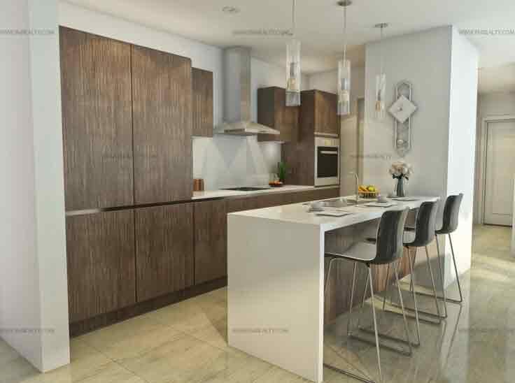 4 Br Kitchen