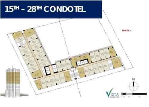 15th - 28th Condotel