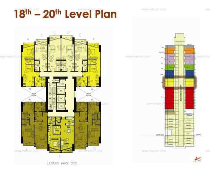 18th-20th Floor