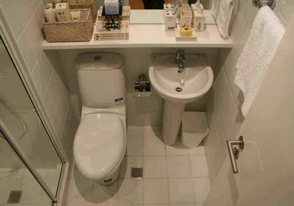 1 Bedroom - Toilet