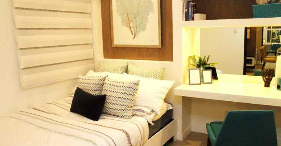One Bedroom Model Unit