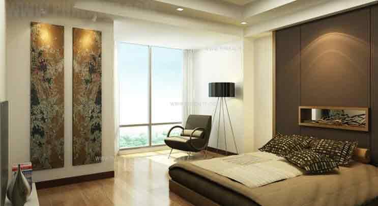 1 - BR Atrium Master Bedroom