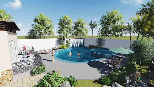 Swimming Pool (Kiddie & Adult)