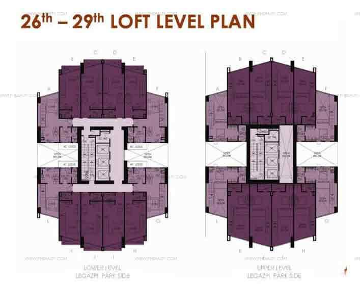 26th-29th Floor