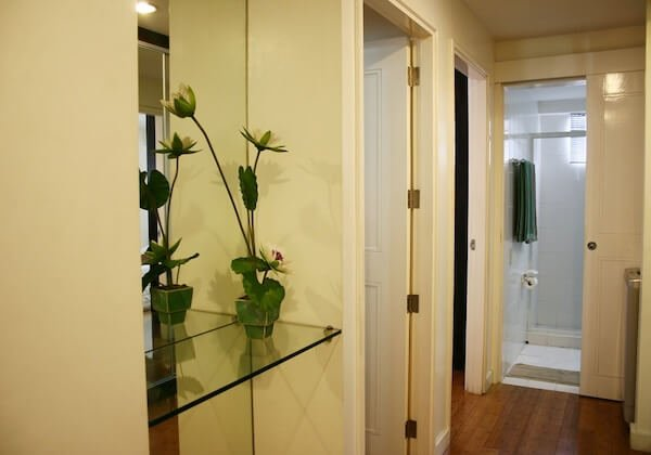 2 Bedroom Unit-Hallway