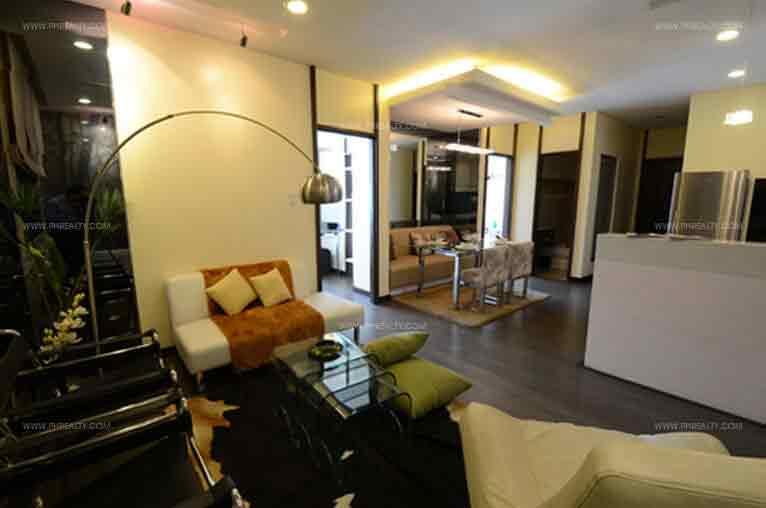 2 BR Living Room