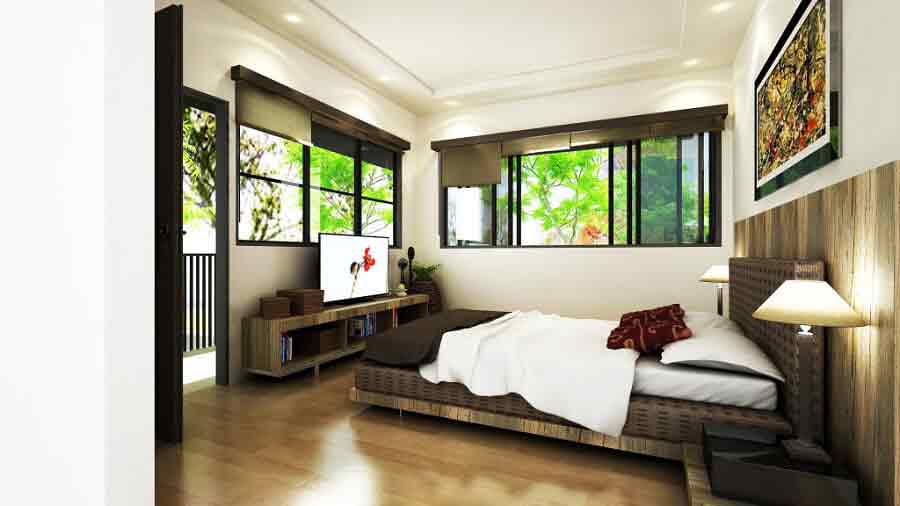 3 Bedroom Master