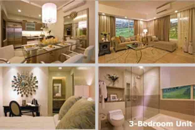 3 - Bedroom Unit
