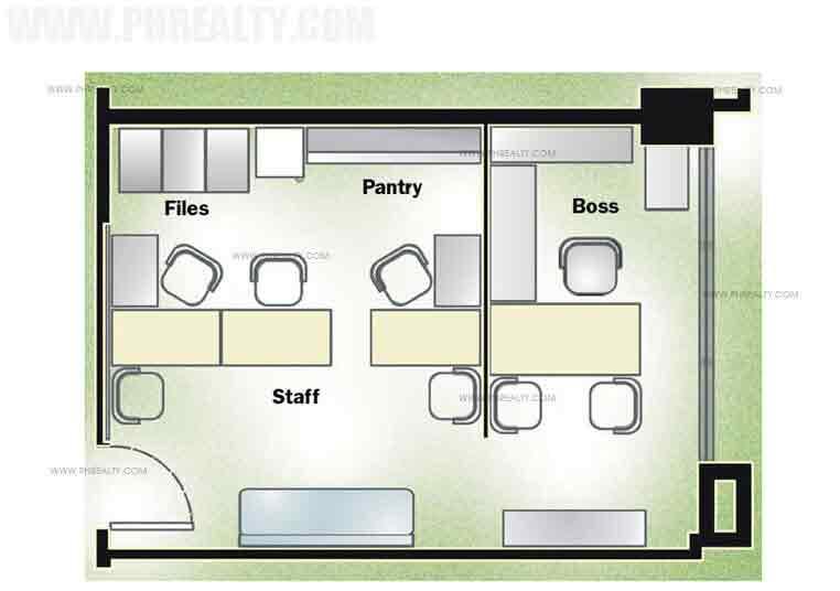 30-120 sqm unit plan