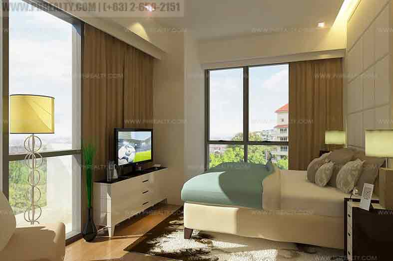 3 BR Master Bedroom
