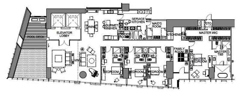 4 BR Aquaview Villa