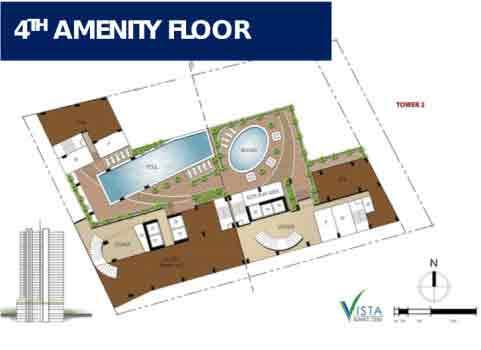 4th Amenity Floor