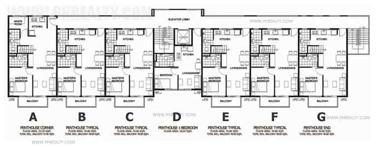5th Floor Plan