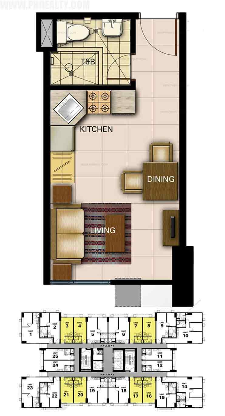 Unit Plan 1 & 2 Studio