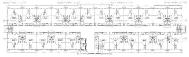 6th Floor Plan