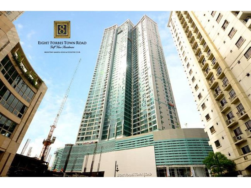 8 Forbestown Road Philippines