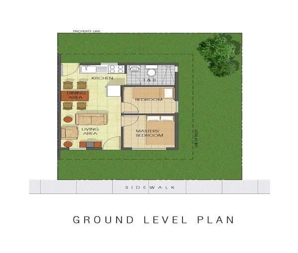 Alicia Ground Plan