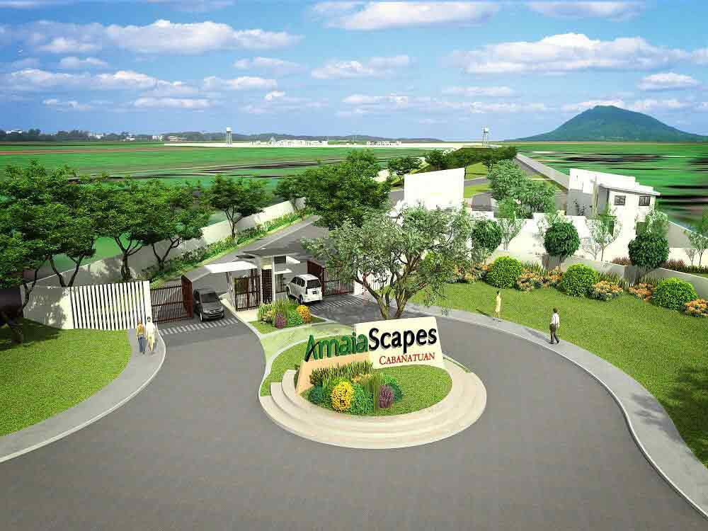 Amaia Scapes Cabanatuan- Village Entrance