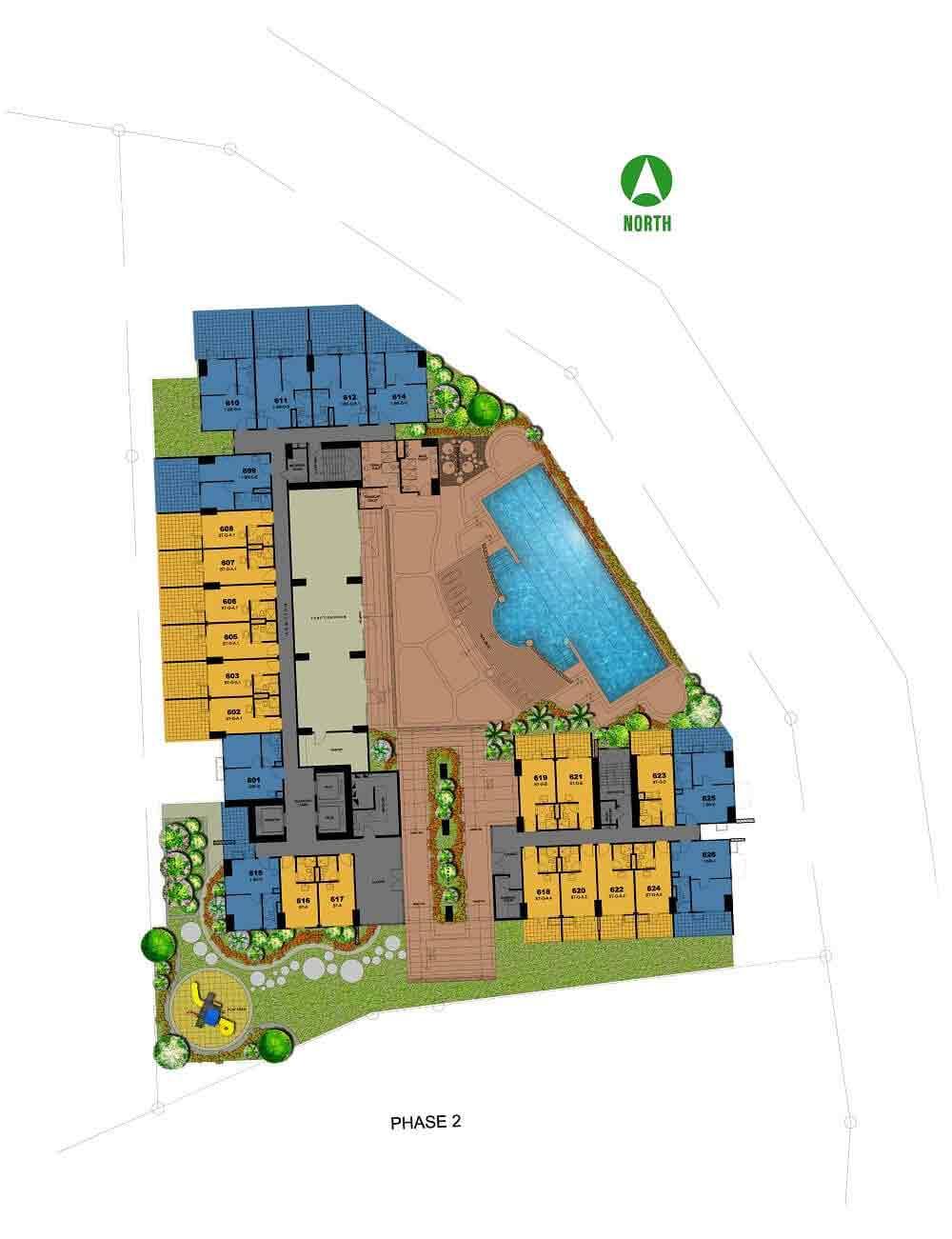 Amenity Floor Plan