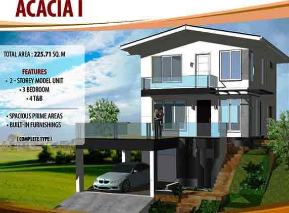 Acacia I House Model