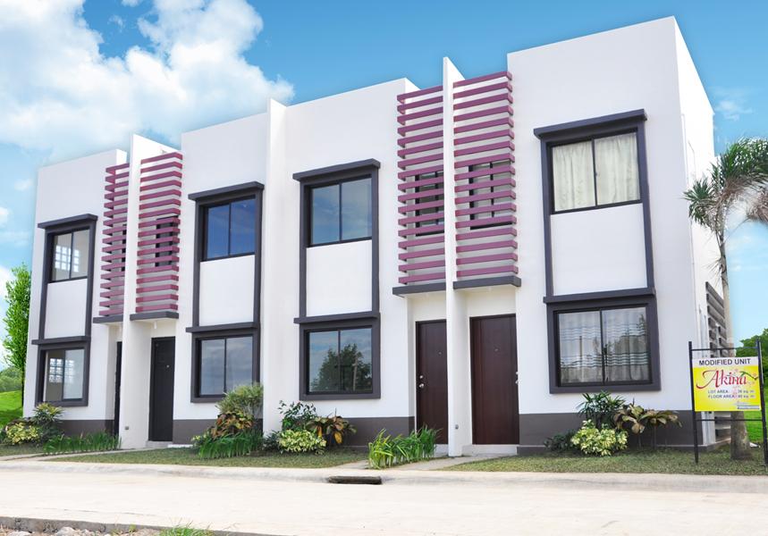 Akina Model House