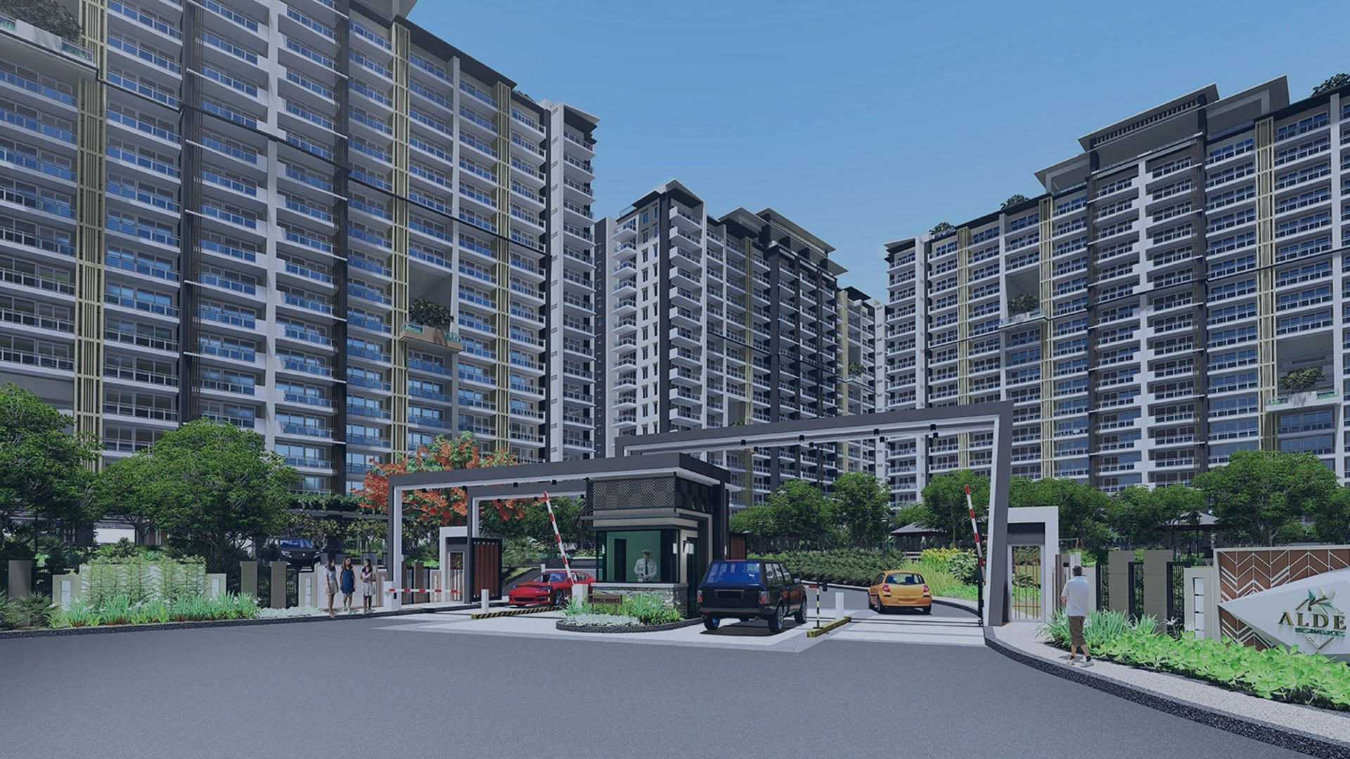 Alder Residences Taguig City