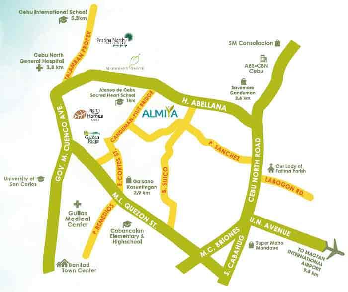 Almiya Location