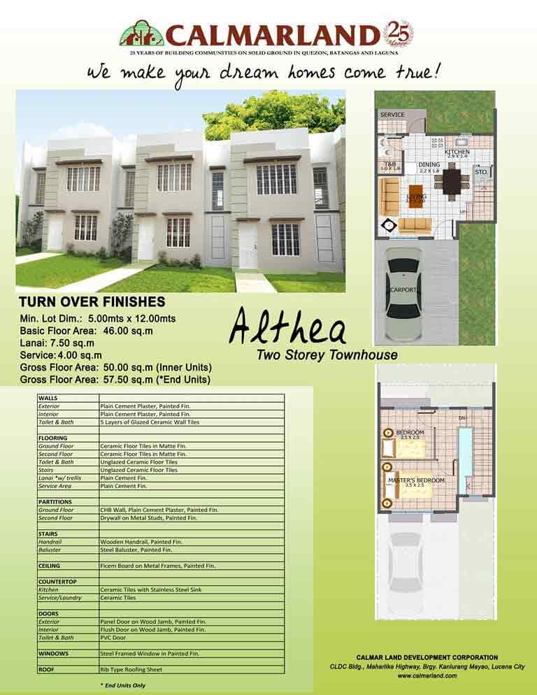 Althea Townhouse