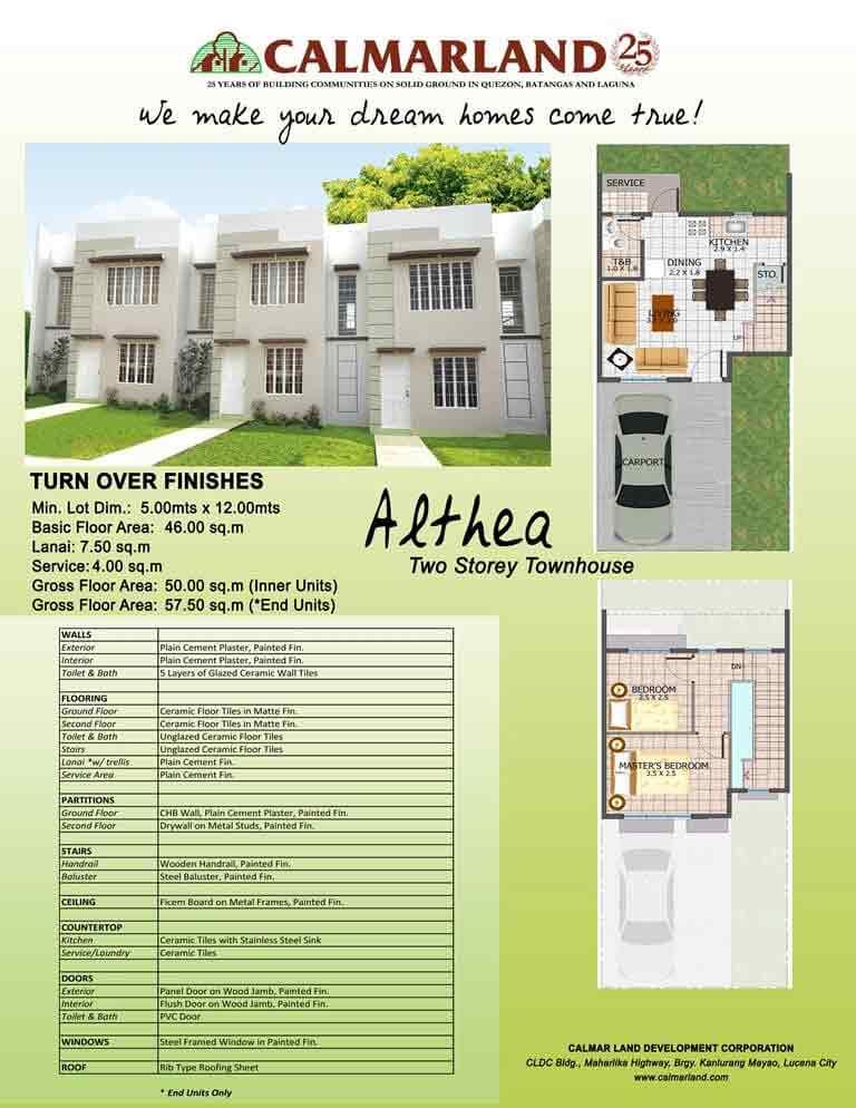 Althea (Inner Unit)