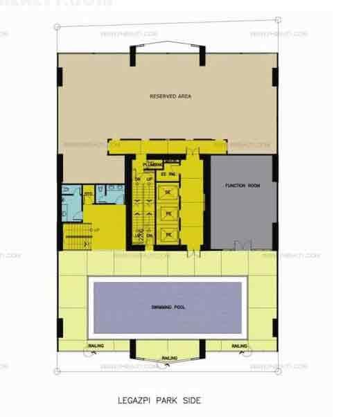 Amenities Floor (7th Floor)