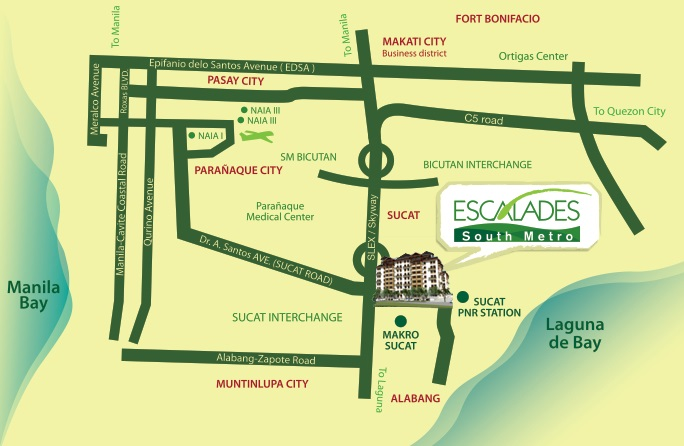 Escalades South Metro Location