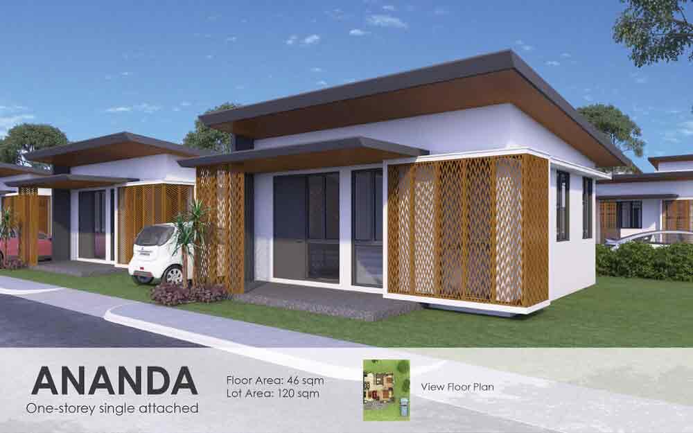 Ananda Model House