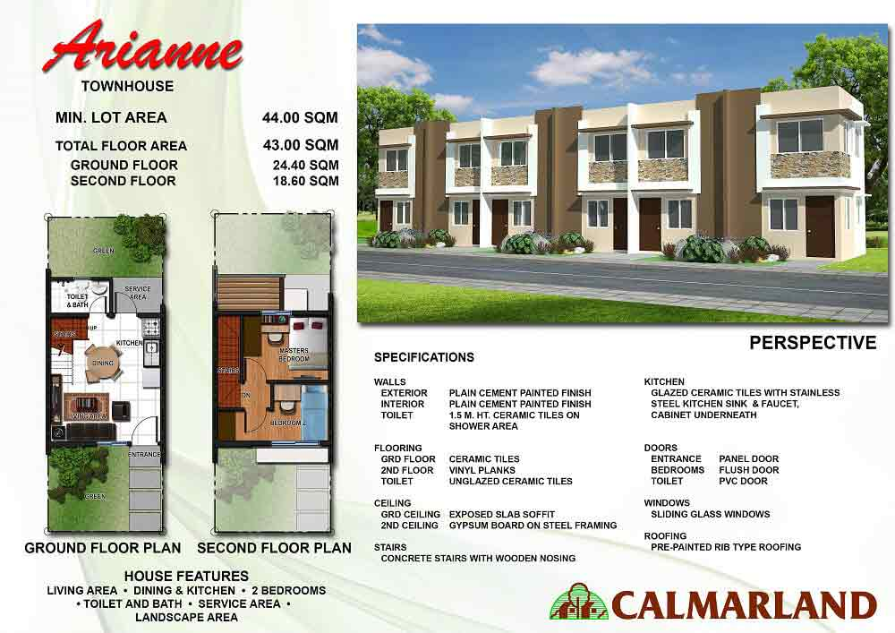 Arianne Townhouse