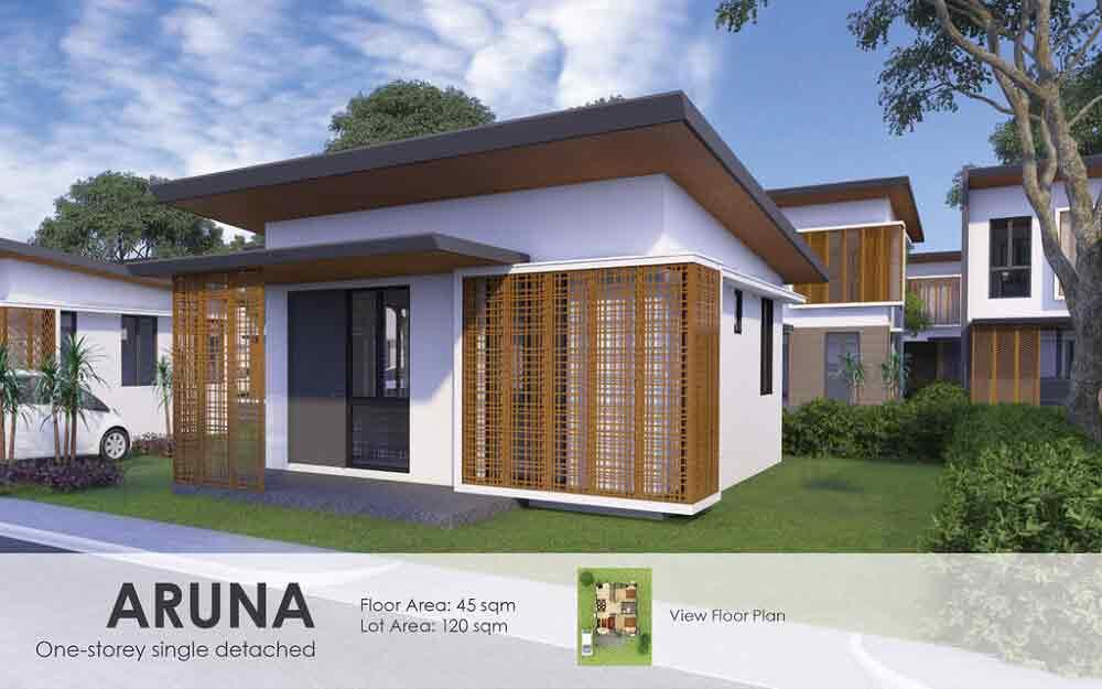 Aruna Model House