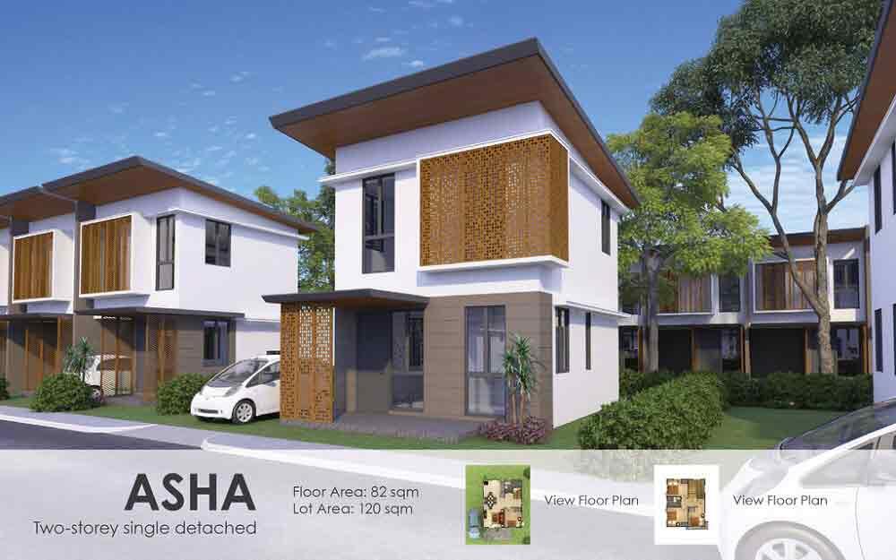 Asha Model House