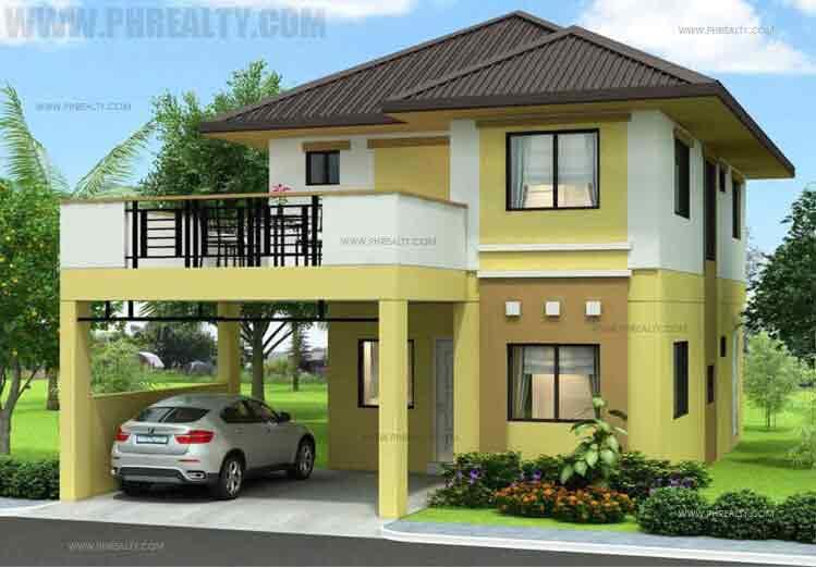 Aurora House Model