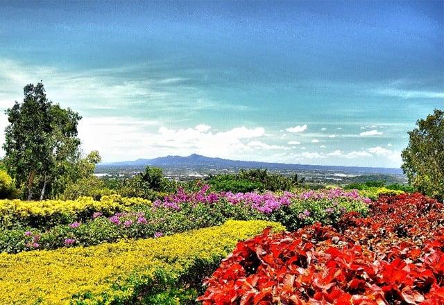 View of Tagaytay Ridge