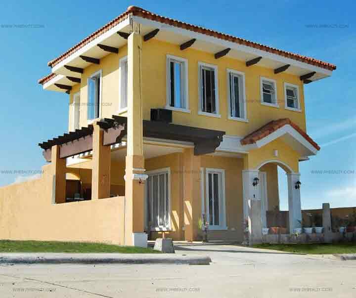 Barcelona House Model