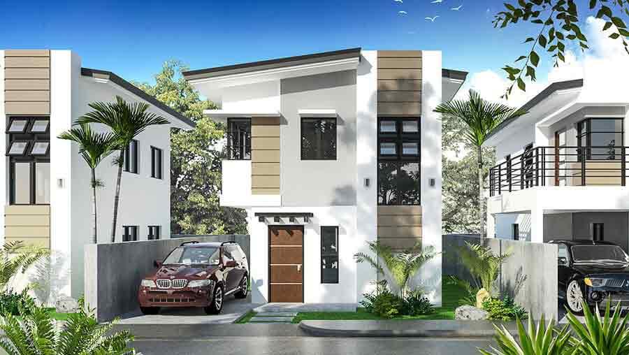 Bridgette House Model