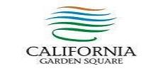 California Garden Square Logo