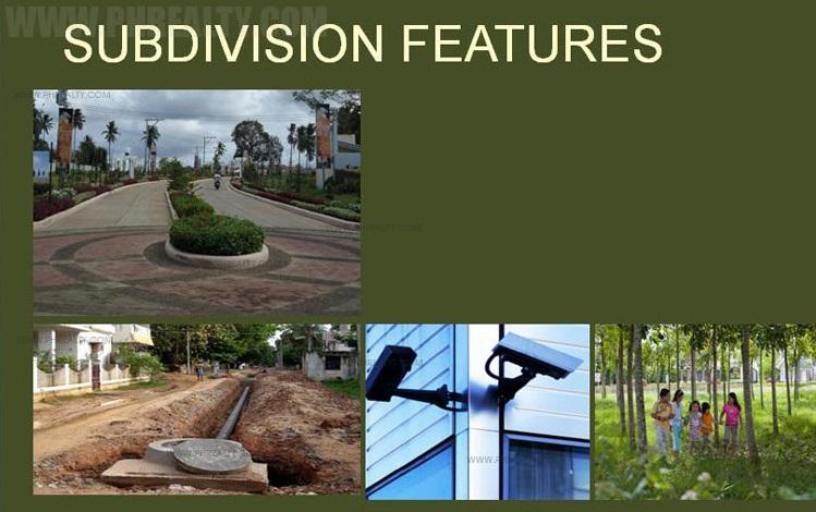 Subdivision Features
