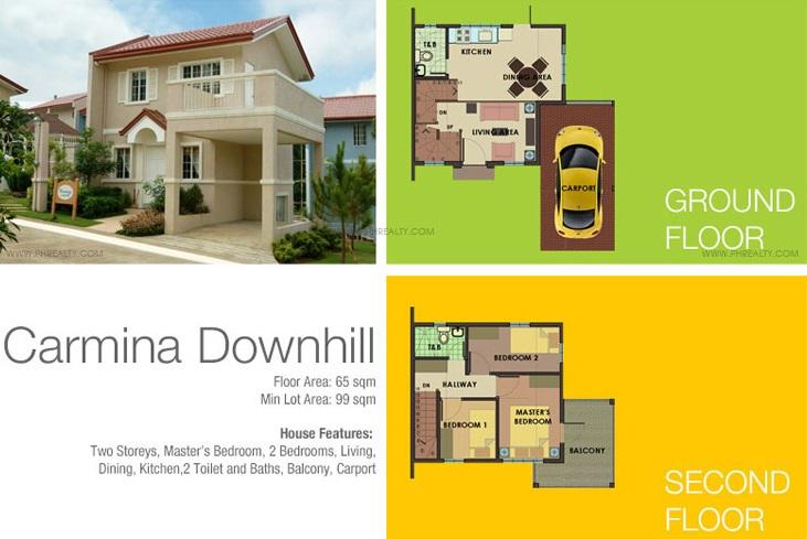 Carmina-DH Floor Plan