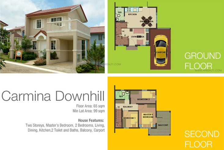 Carmina-DH Floor Plan