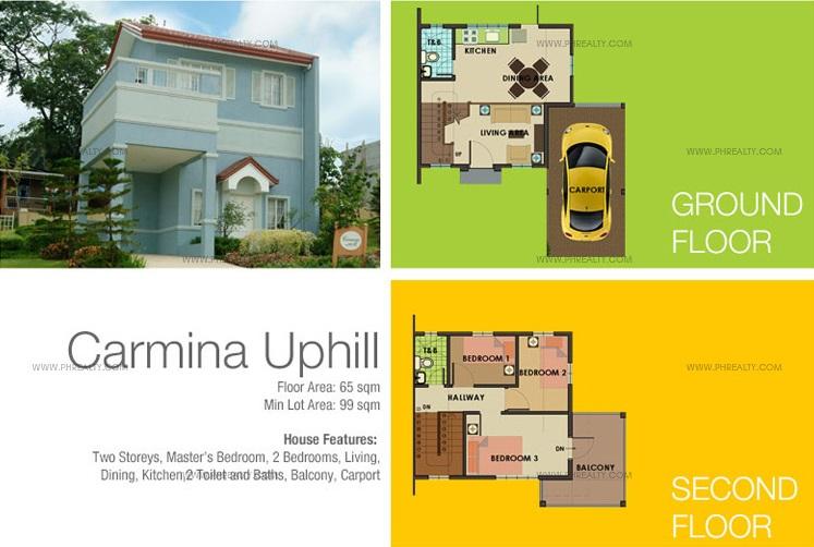Carmina-UH Floor Plan