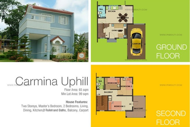 Carmina-UH Floor Plan