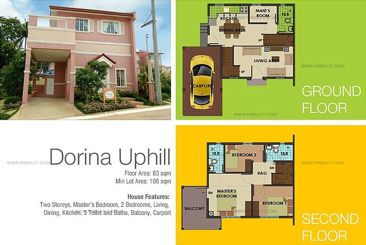 Dorina-UH Floor Plan