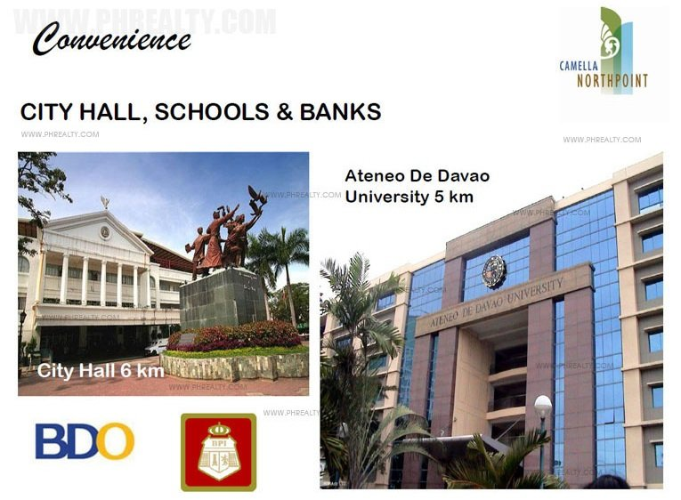 City Hall,Schools & Banks