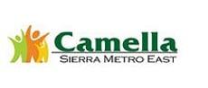 Camella Sierra Metro East Logo